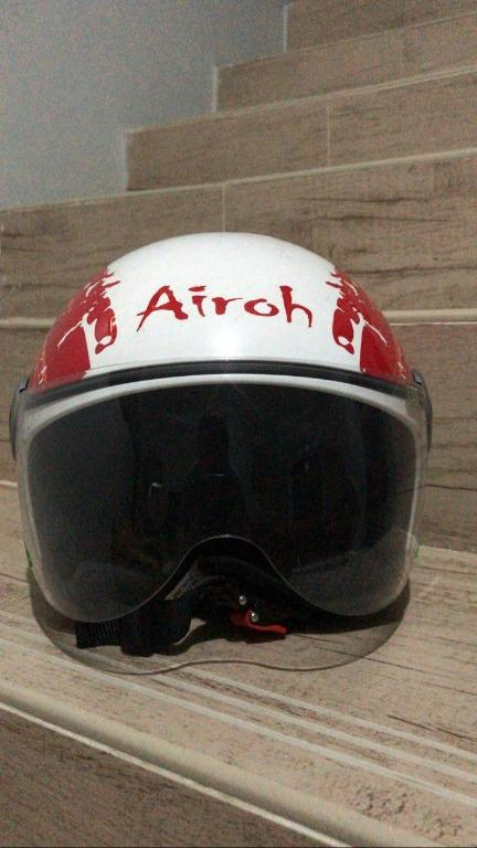 Helmet Airoh Made In Italy