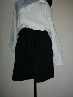 High waist candy shorts