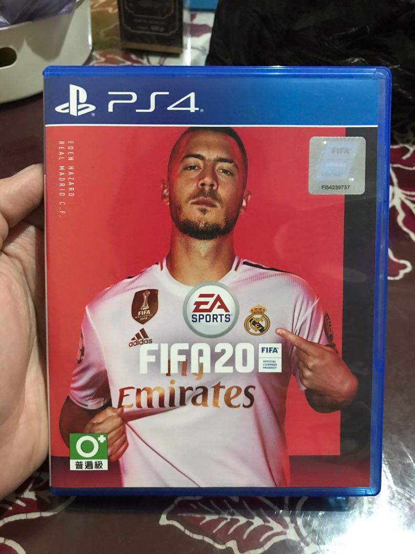 KASET FIFA 20 PS 4 REG ASIA MULUS