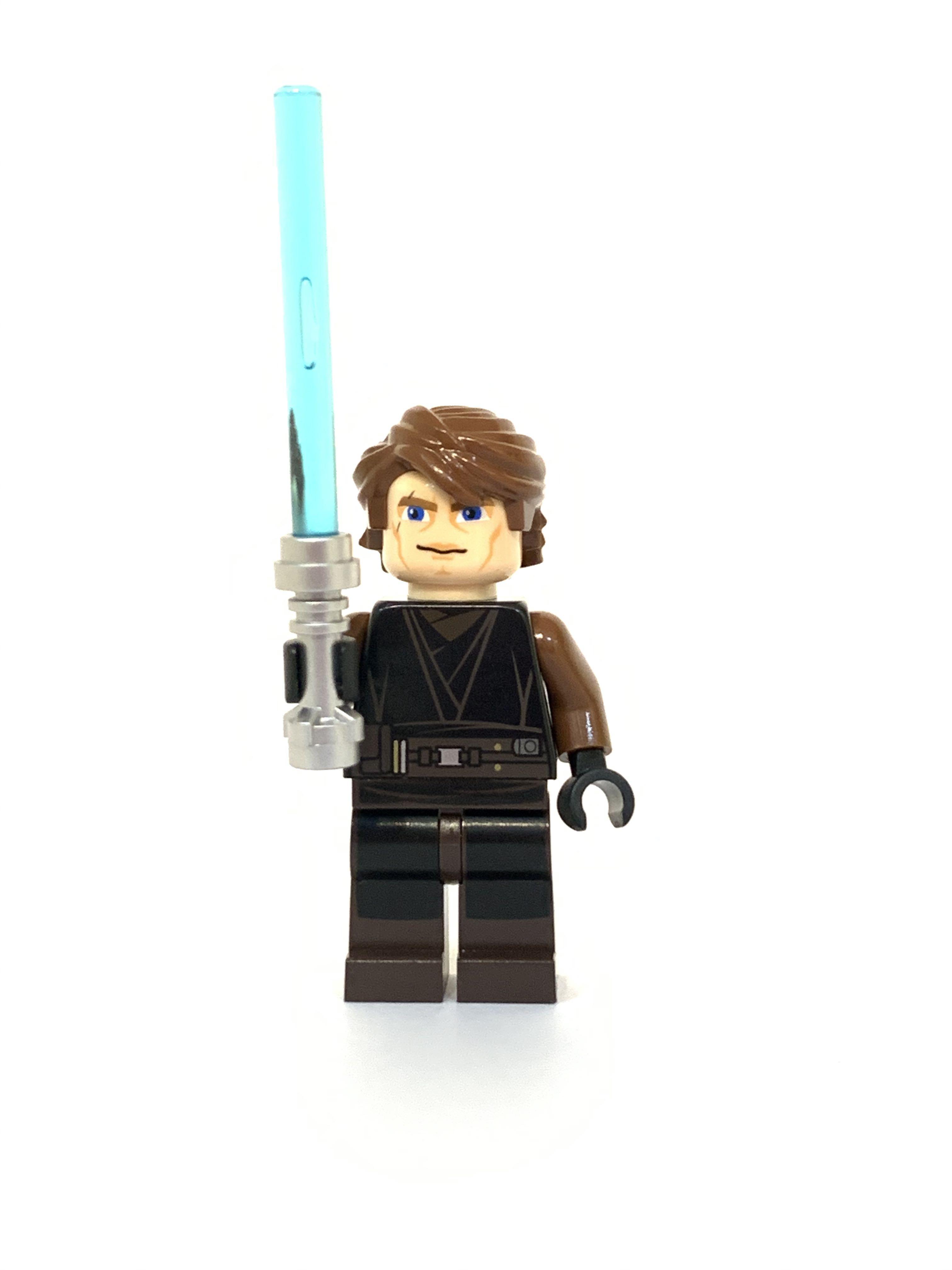 Lego Star Wars Anakin Skywalker Clone Wars Toys Games Blocks Building Toys On Carousell