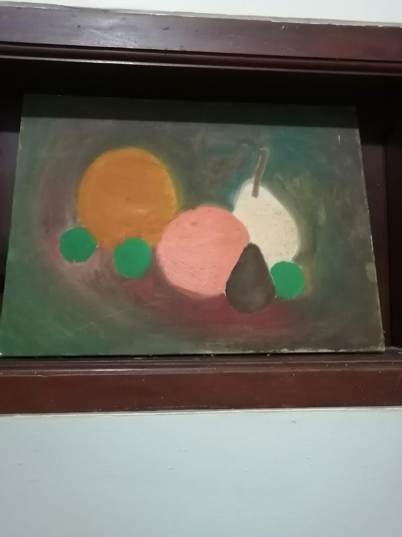 Lukisan Buah 2