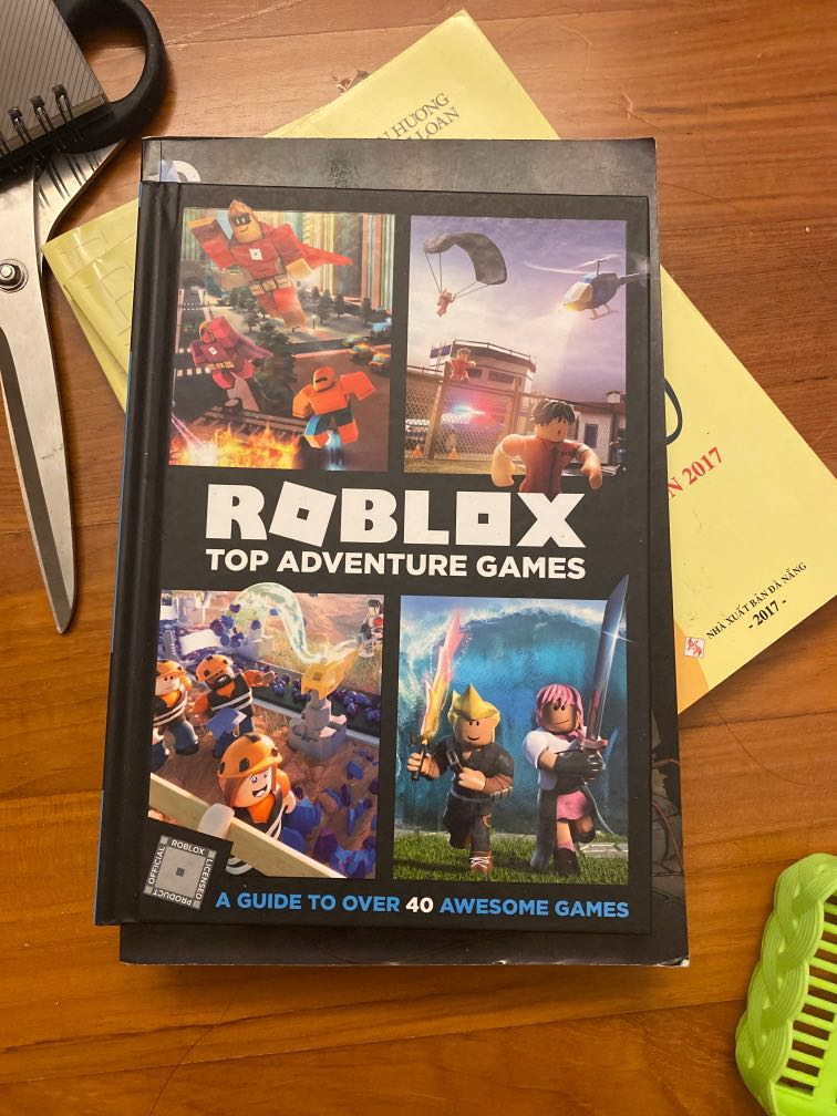 Roblox Book New Books Stationery Books On Carousell Roblox Book Books Stationery Comics Manga On Carousell