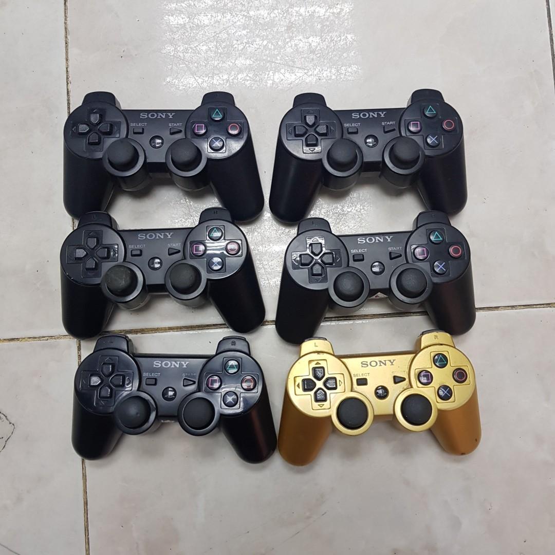 STIK PS3 BEKAS ORI MESIN