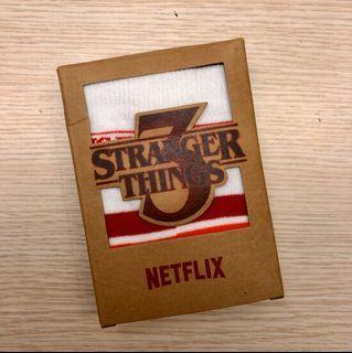 Stranger Things 怪奇物語 襪子 Netflix