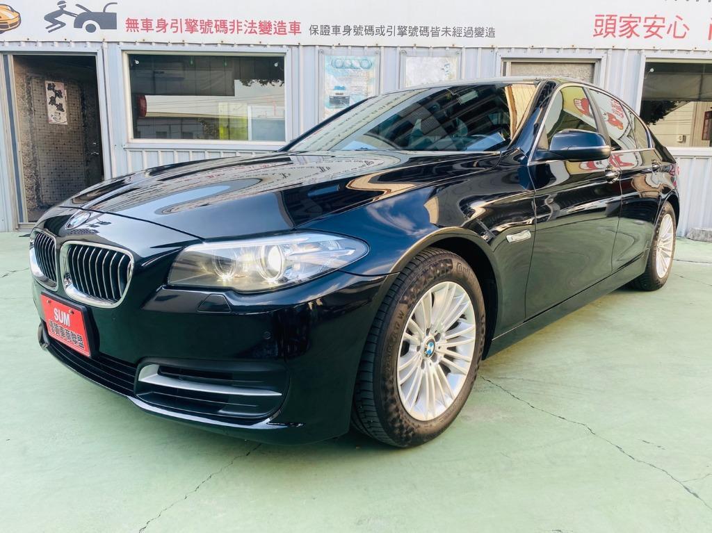 【SUM尼克汽車】2014 BMW 520d 2.0L