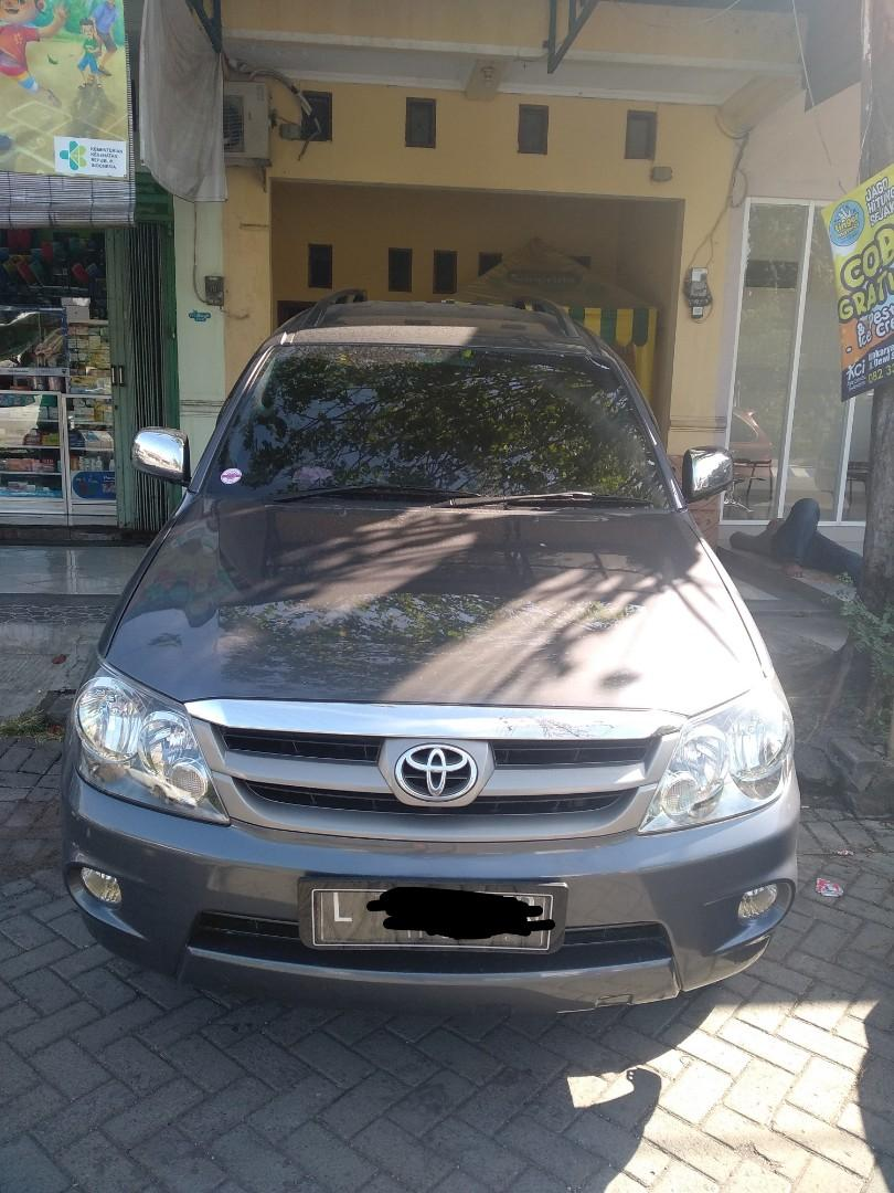 Toyota Fortuner 2,7 G A/T good