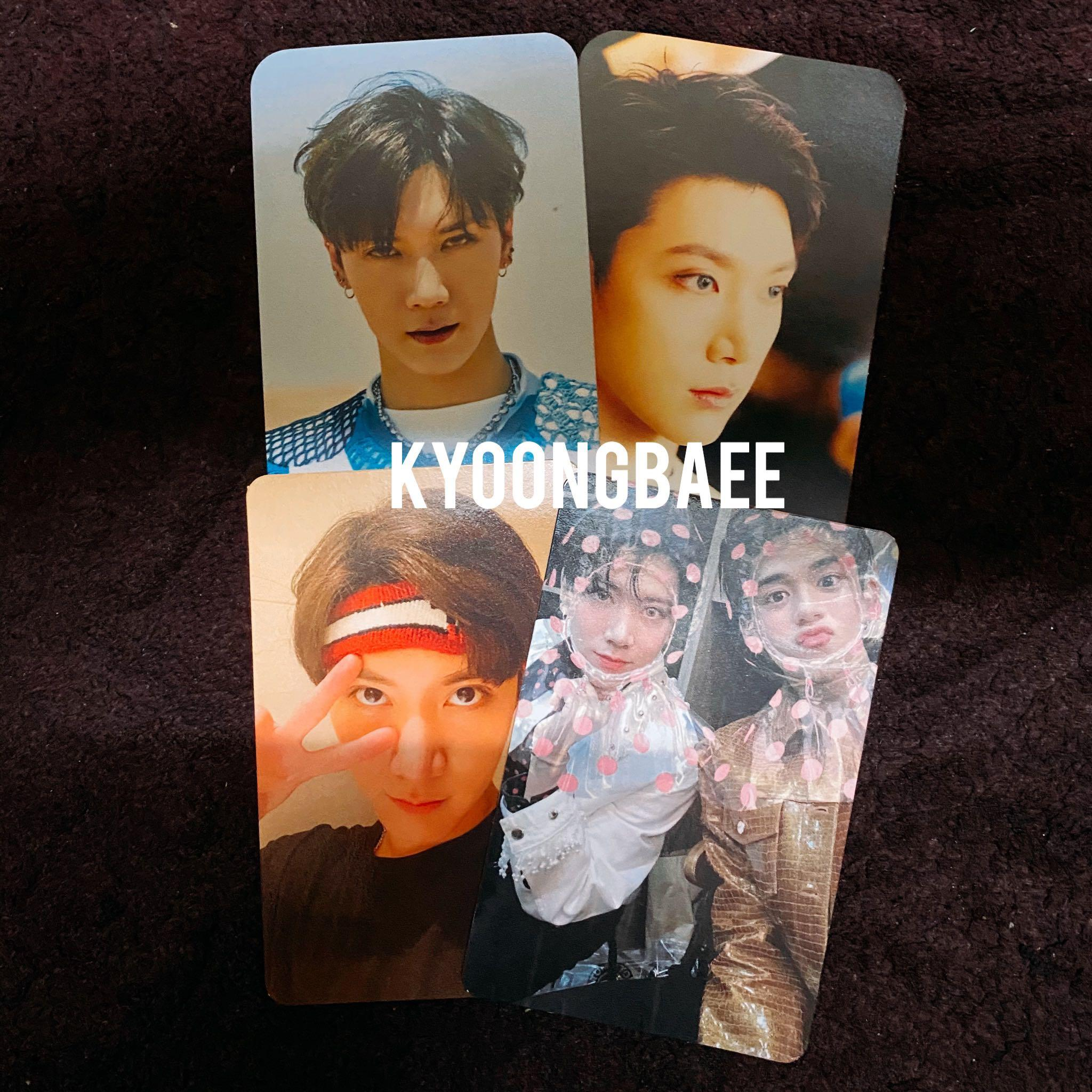 [WTS/READY STOCK] SUPERM NCT TEN OFFICIAL PHOTOCARDS