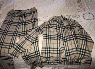 Youth Burberry pyjamas