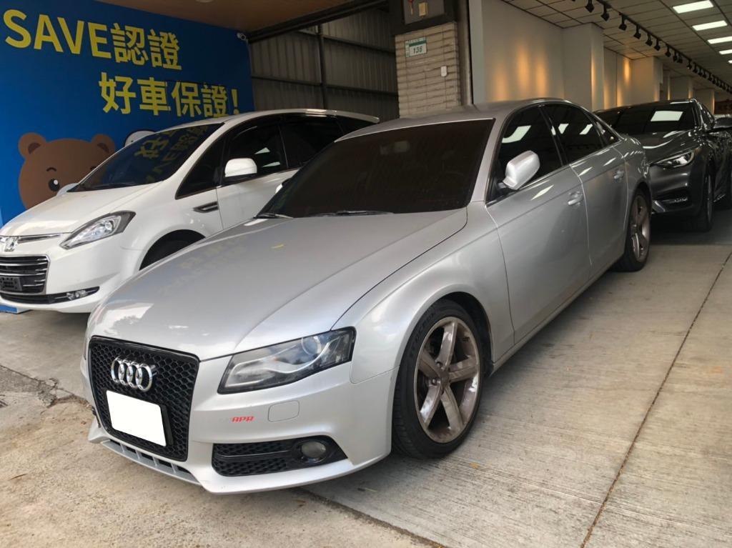 2011年Audi奧迪A4 1.8 銀14