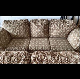 3-seat + 2-seat sofa set