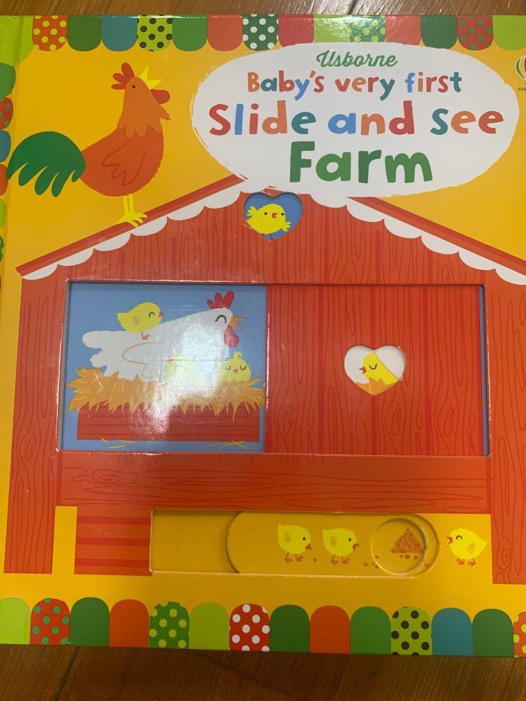 操作童書-農場