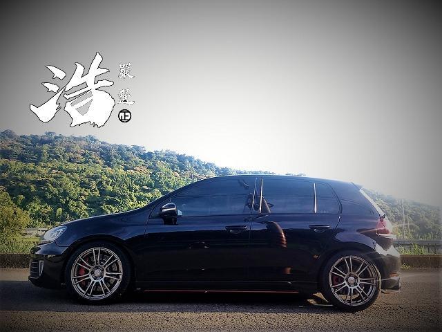 福斯 GTI 6  黑 360P馬力