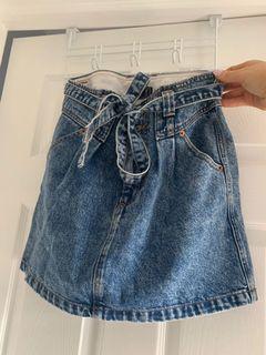 Abercrombie Denim Skirt
