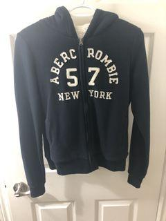 Abercrombie&Fitch full zip hoodie