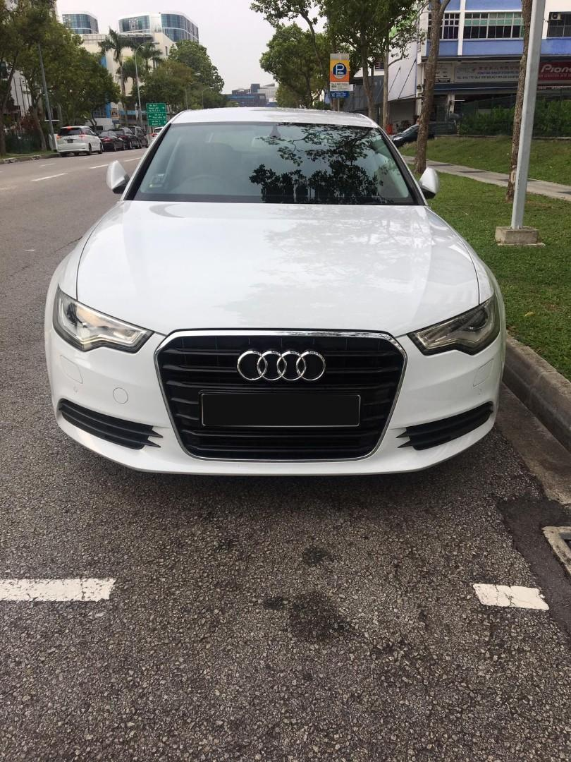 Audi A6 [Long Term Lease]