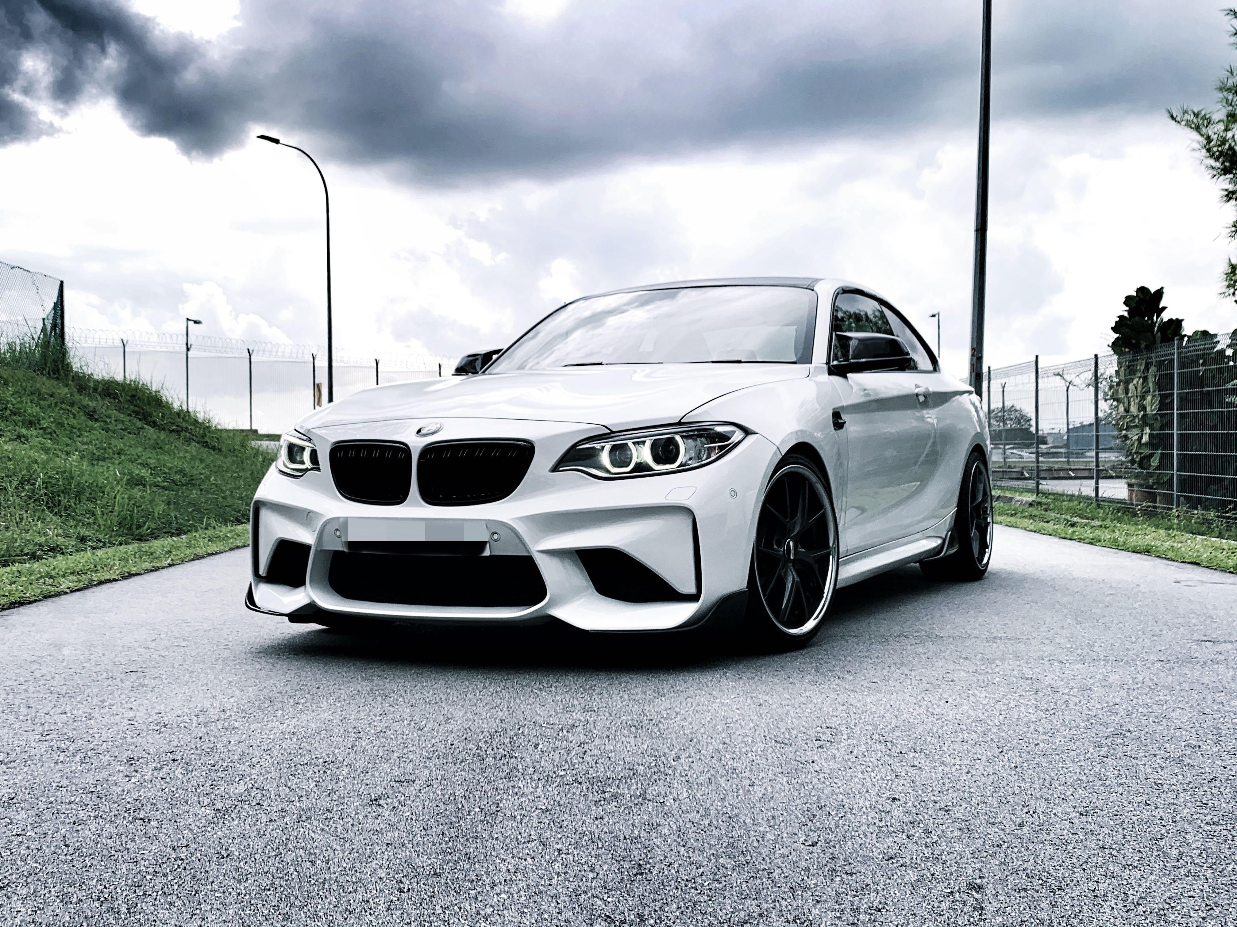 BMW 220i Coupe M-Sport Auto