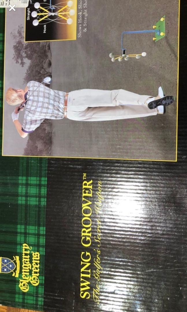 BNIB Golf Swing Groover FIRM
