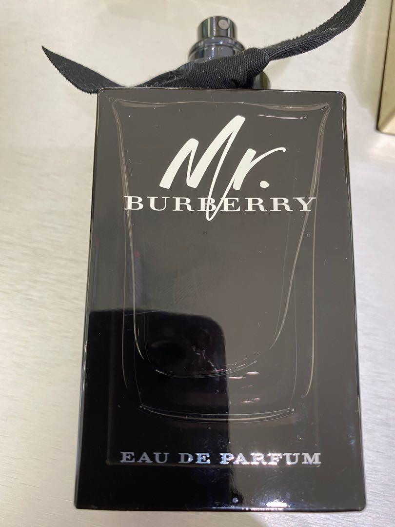 Brand new men's Mr Burberry 100ml