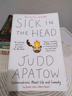 [buku impor] Sick in the Head - Judo Apatow
