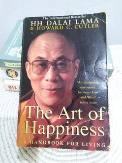 [buku impor] the art of happiness by HH Dalai Lama dHoward C. Cutler