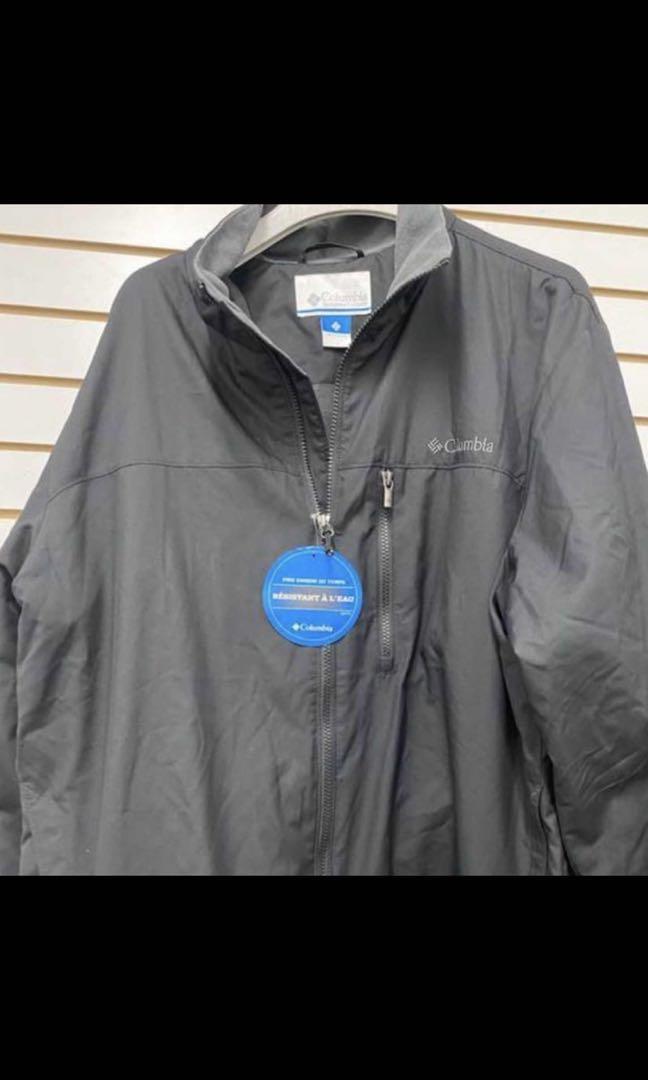 Columbia jacket men's large