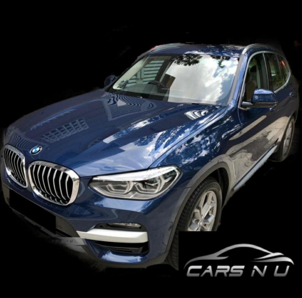 (DS42) BMW X3 sDrive20i xLine Auto