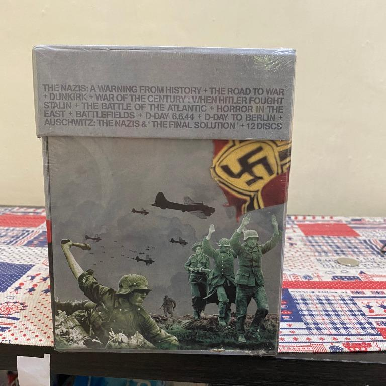 DVD BBC History of World War II Collection