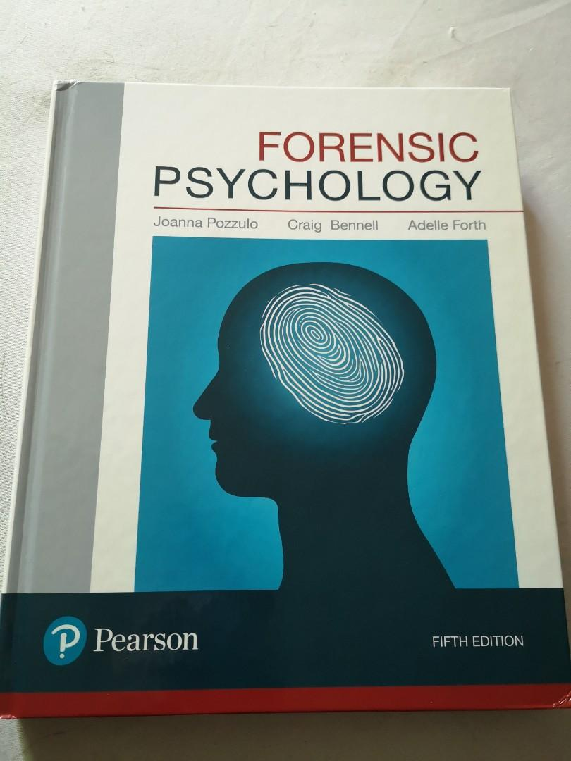 Forensic Psychology 5th Edition