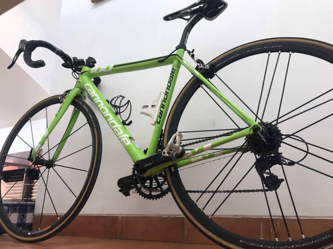 Full bike Cannondale supersix evo hi mod peter sagan limited edition 100th TDF (14)