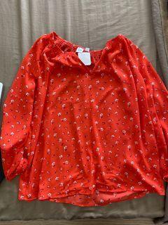 GAP blouse - size small