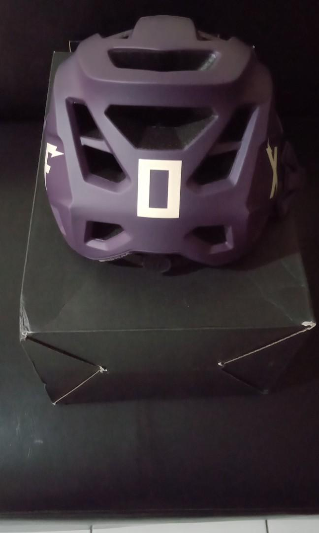 Helm fox speedframe