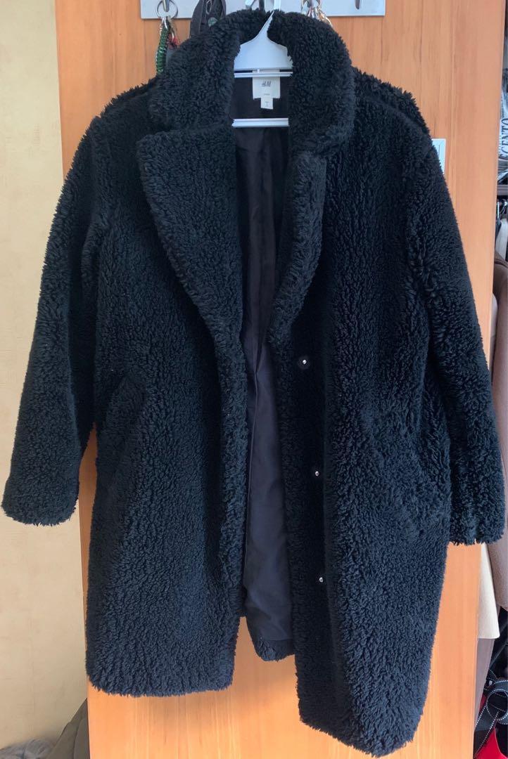 H&M teddy jacket