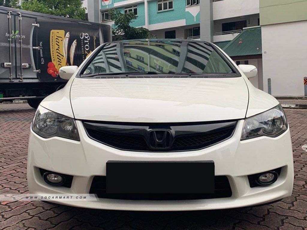 Honda Civic 2.0 (A)