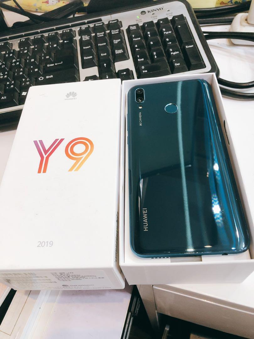 Huawei Y9 pro