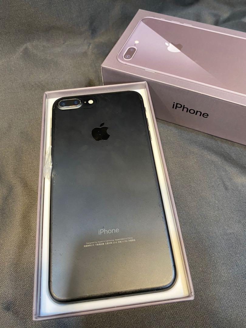iPhone 7PLUS 128gb🔋100%