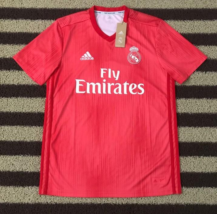 Jersey Real Madrid Parley BNWT