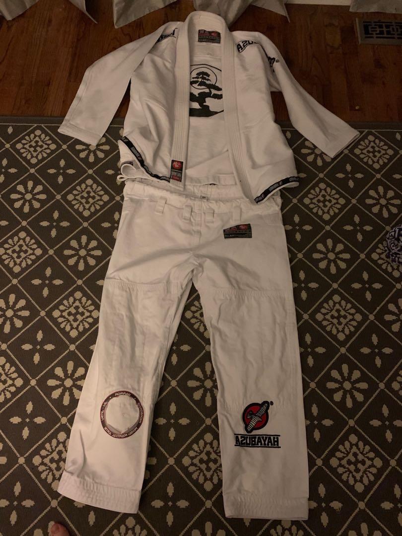 Jiujitsu/judo Gi size A2 retail $149.99.