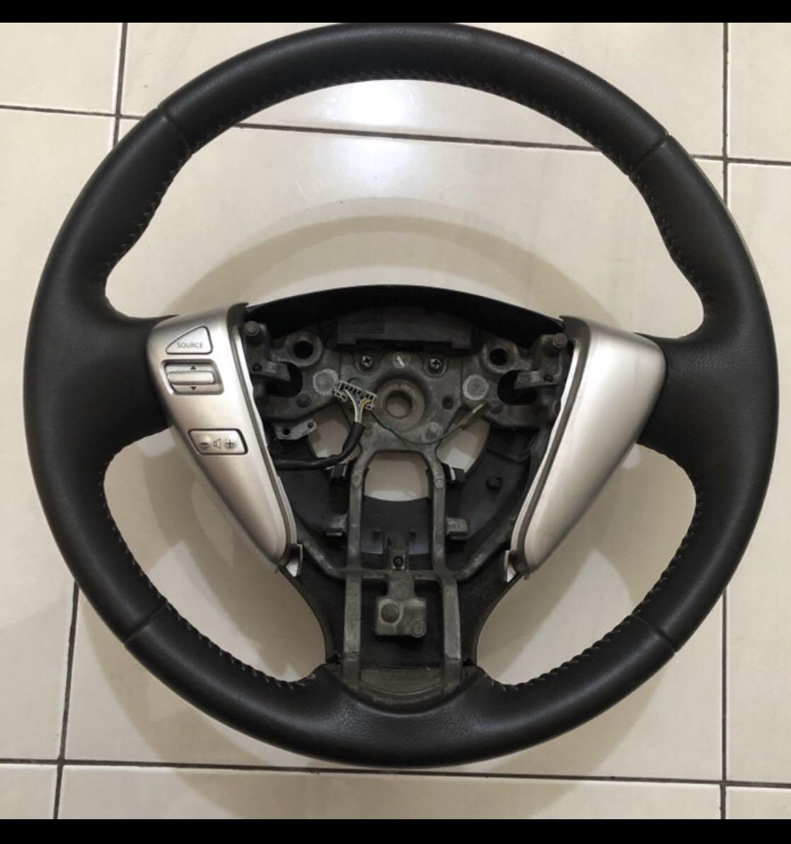 Jual Stir mobil Nissan Grand Livina L11, Serena C26, x-trail T31