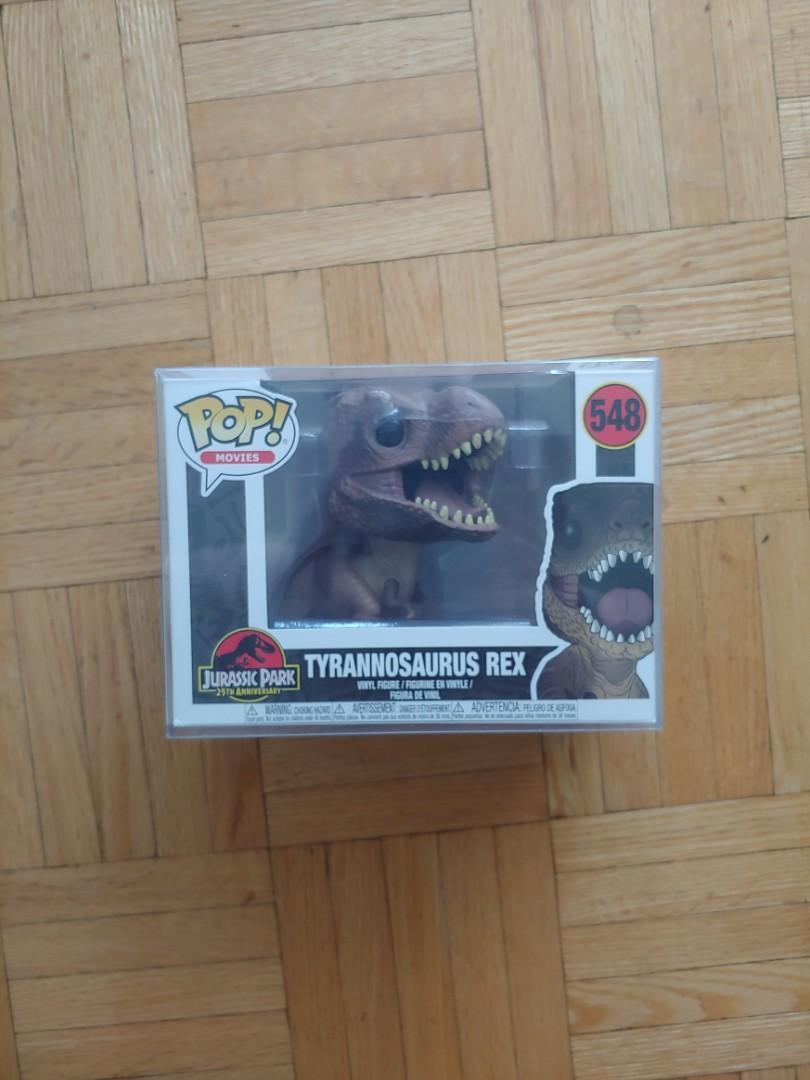 Jurassic Park 25th Anniversary Tyrannosaurus Rex Funko Pop 548