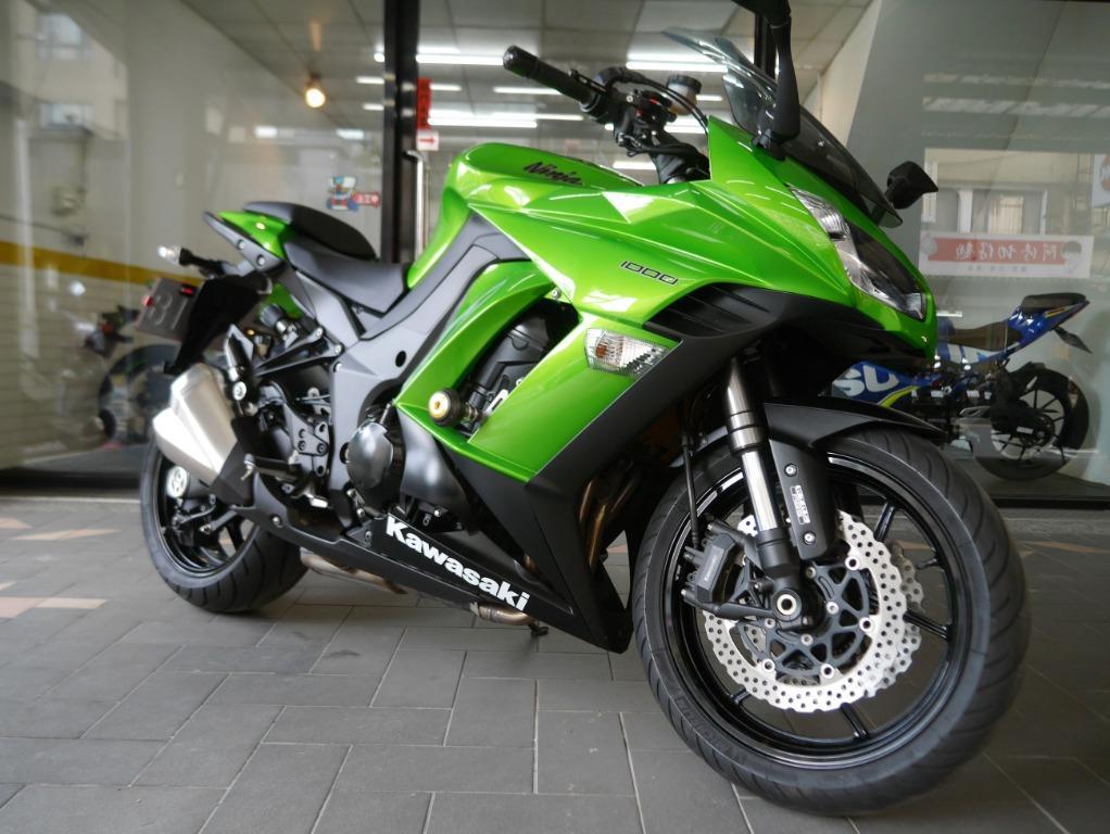 Kawasaki Z1000SX (ABS+KTRC) 總代理 ( NINJA CB GSX MT 參考 )