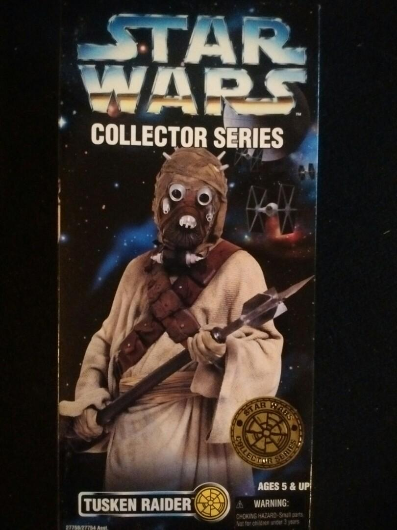"Kenner 1996 12""  Tusken Raider Star Wars Collectors Series"