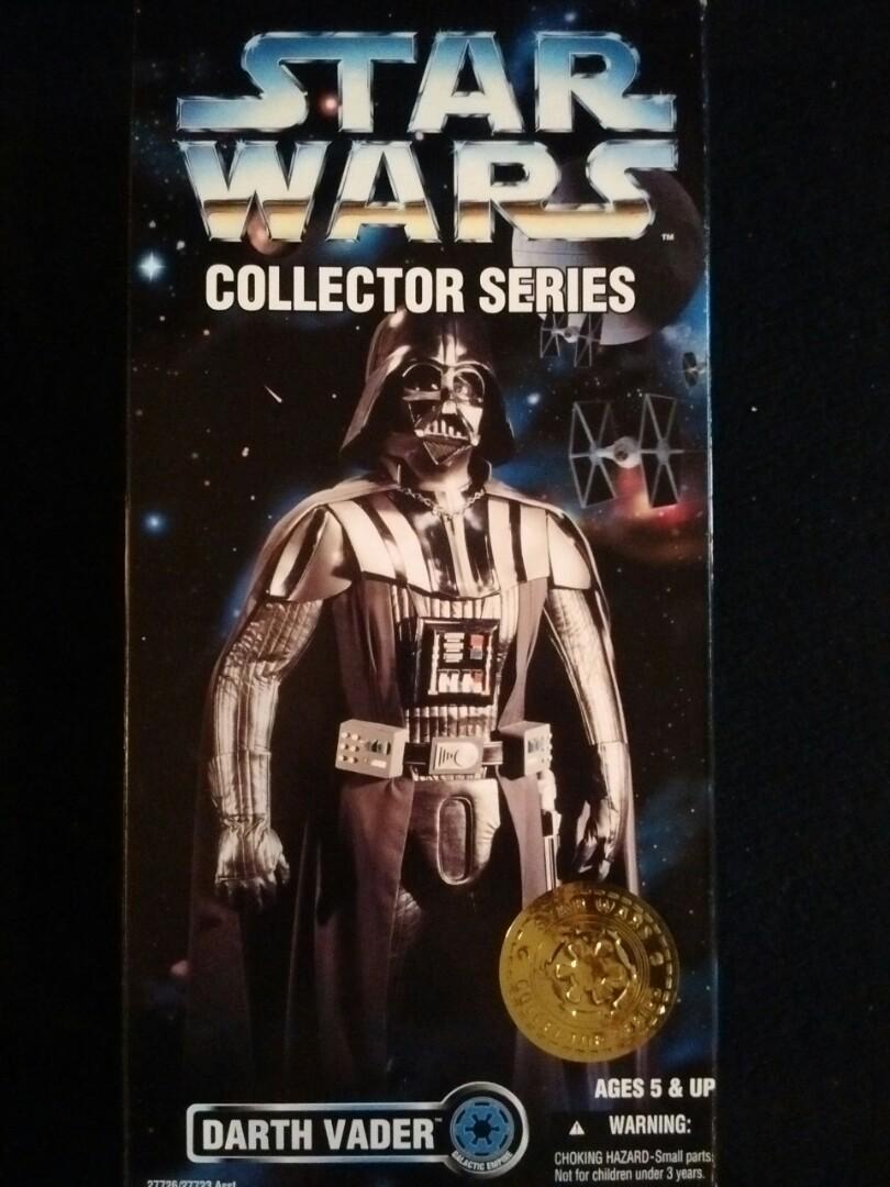 "Kenner Star Wars 1996 DARTH VADER 12"" Collectors Series"