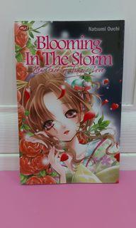 "Komik satuan ""Blooming in the storm - New fact of tragic love"""