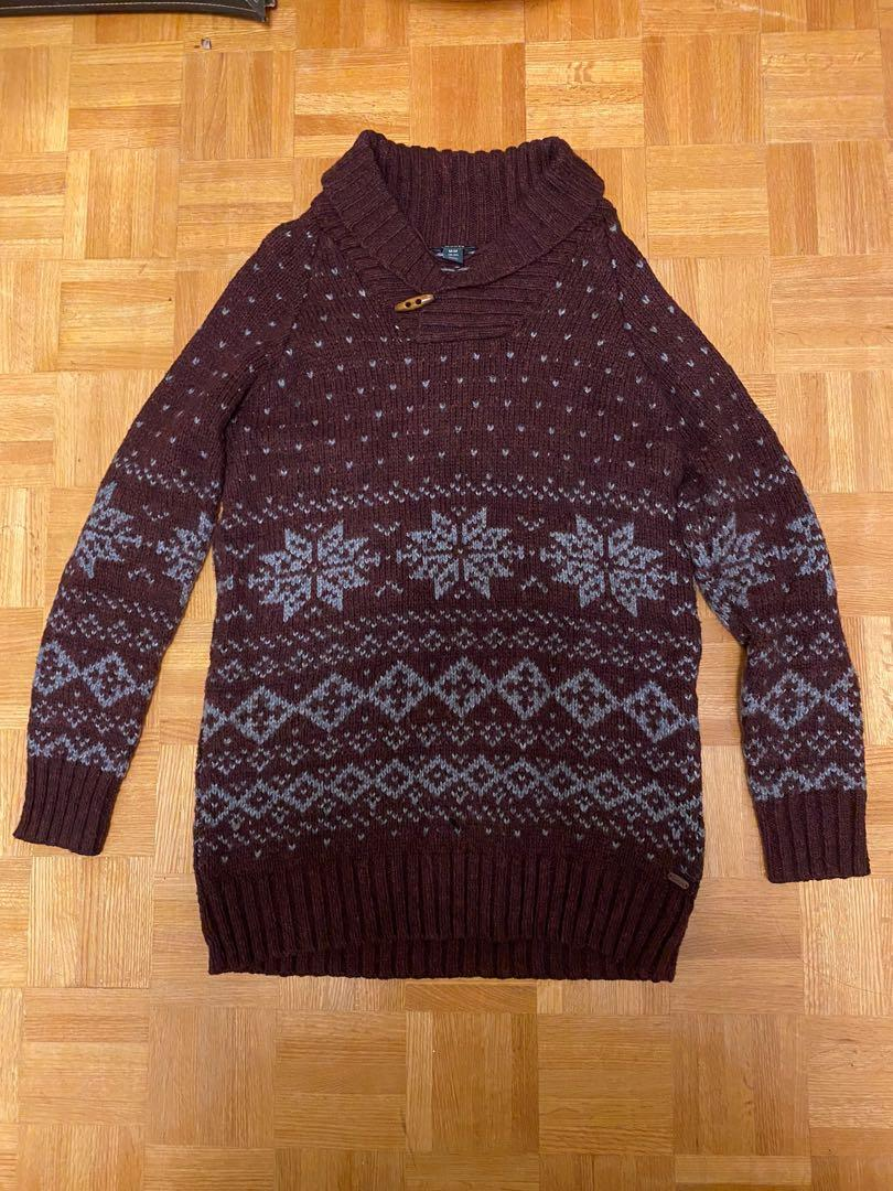 Like new roots sweater