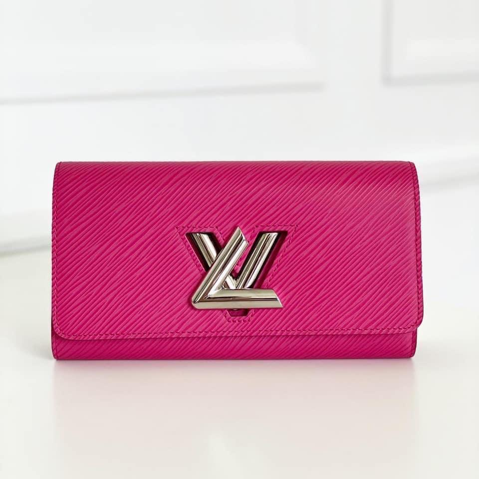 LV Twist Wallet