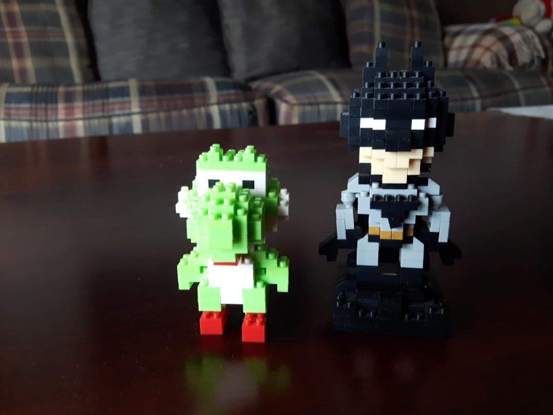Mini Lego Figuers made of lego