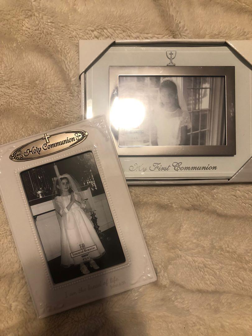 NEW Communion Frames 2 for $10