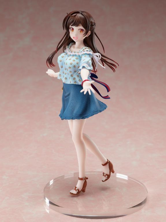 [Pre-Order] FURYU 1/7 CHIZURU MIZUHARA - Rent-a-Girlfriend