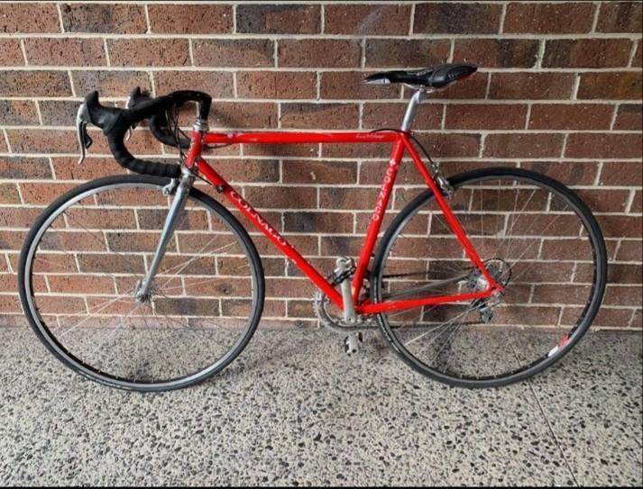 Road bicycle Colnago super thron classic 1990s