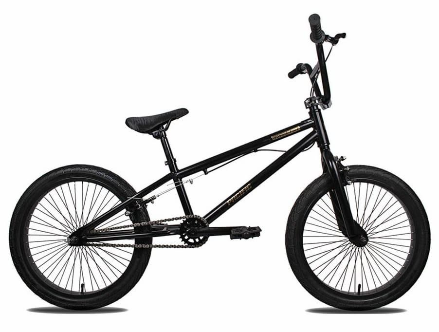 Sepeda Bmx Pacific Black out Rotor 20 inch